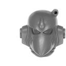 Warhammer 40k Bitz: Blood Angels - BA Tactical Squad - Head L - MK VI
