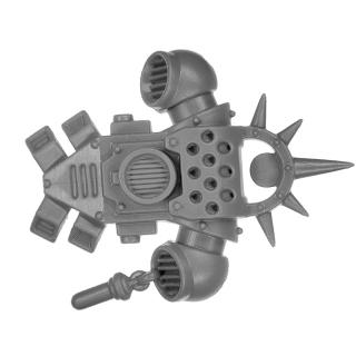 Warhammer 40k Bitz: Blood Angels - BA Tactical Squad - Backpack C