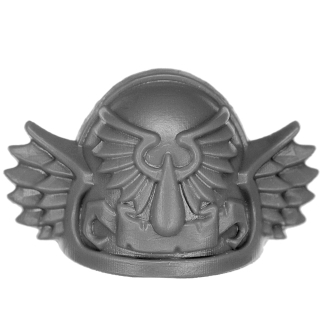 Warhammer 40k Bitz: Blood Angels - BA Tactical Squad - Shoulder Pad L