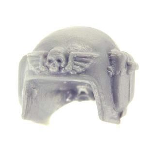 Warhammer 40k Bitz: Imperial Guard - Cadian Shock Troops - Accessory C - Helmet