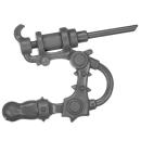 Warhammer 40k Bitz: Dark Eldar - Talos / Cronos - Arm G - Right, Vestigial Arm