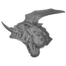 Warhammer 40K Bitz: Tyraniden - Gargoylenrotte - Kopf B2