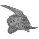 Warhammer 40K Bitz: Tyraniden - Gargoylenrotte - Kopf C2