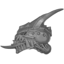 Warhammer 40K Bitz: Tyraniden - Gargoylenrotte - Kopf D1