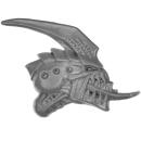Warhammer 40K Bitz: Tyraniden - Gargoylenrotte - Kopf E2
