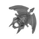 Warhammer AoS Bitz: VAMPIRFÜRSTEN - Verfluchte - Kopf E
