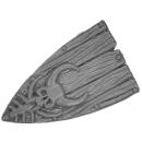 Warhammer AoS Bitz: VAMPIRFÜRSTEN - Verfluchte - Schild C