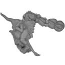 Warhammer 40k Bitz: Orks - Gretchin - Arm E1 - Left, Runtherd