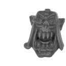 Warhammer 40k Bitz: Orks - Grotze - Kopf A - Treiba