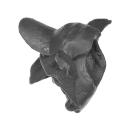 Warhammer 40k Bitz: Orks - Gretchin - Head G - Gretchin