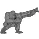 Warhammer 40k Bitz: Orks - Gretchin - Body C - Gretchin