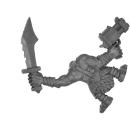 Warhammer 40k Bitz: Orks - Gretchin - Body E - Gretchin