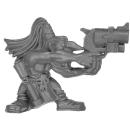 Warhammer 40k Bitz: Orks - Gretchin - Body F - Gretchin