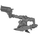 Warhammer 40k Bitz: Orks - Gretchin - Body G - Gretchin