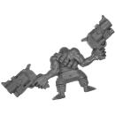 Warhammer 40k Bitz: Orks - Gretchin - Body I - Gretchin