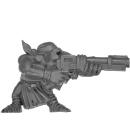 Warhammer 40k Bitz: Orks - Gretchin - Body J - Gretchin