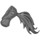 Warhammer 40k Bitz: Harlequins - Harlequin Troupe - Head E - Back