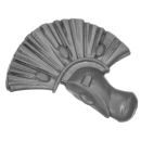 Warhammer 40k Bitz: Harlequins - Harlequin Troupe - Head F - Back, Troupe Master