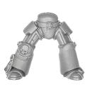 Warhammer 40k Bitz: Space Marines - Terminator Sturmtrupp...