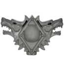 Warhammer 40k Bitz: Space Wolves - Space Wolves Upgrades - Accessoire A - Bannerspitze