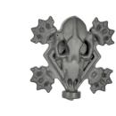 Warhammer 40k Bitz: Space Wolves - Space Wolves Upgrades - Accessoire B - Bannerspitze