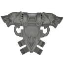 Warhammer 40k Bitz: Space Wolves - Space Wolves Upgrades - Rückenmodul