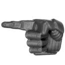 Warhammer 40k Bitz: Space Marines - Devastortrupp 2015 - Arm H - Hand II, Rechts, Zeigend