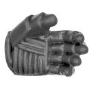Warhammer 40k Bitz: Space Marines - Devastortrupp 2015 - Arm K - Hand V, Links, Offen