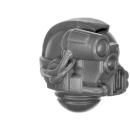 Warhammer 40k Bitz: Space Marines - Devastortrupp 2015 - Kopf D