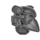 Warhammer 40k Bitz: Space Marines - Devastortrupp 2015 - Kopf H - MK VI