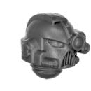 Warhammer 40k Bitz: Space Marines - Devastortrupp 2015 - Kopf K
