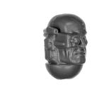 Warhammer 40k Bitz: Space Marines - Devastortrupp 2015 - Kopf L - Sergeant