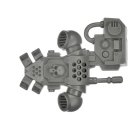Warhammer 40k Bitz: Space Marines - Devastortrupp 2015 - Rückenmodul A - Sergeant