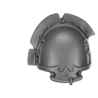 Warhammer 40K Bitz: Chaos Space Marines - Chaosterminatoren - Schulterpanzer G