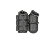 Warhammer 40k Bitz: Space Marines - Assault Squad - Accessory E - Grenades
