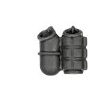 Warhammer 40k Bitz: Space Marines - Assault Squad - Accessory F - Grenades