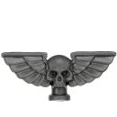 Warhammer 40k Bitz: Space Marines - Assault Squad - Accessory I - Symbol, Sergeant