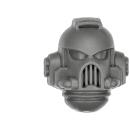 Warhammer 40k Bitz: Space Marines - Assault Squad - Head B