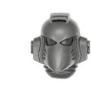 Warhammer 40k Bitz: Space Marines - Assault Squad - Head E - MK VI