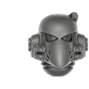 Warhammer 40k Bitz: Space Marines - Assault Squad - Head F - MK VI