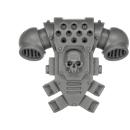 Warhammer 40k Bitz: Space Marines - Assault Squad - Backpack B