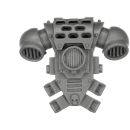 Warhammer 40k Bitz: Space Marines - Assault Squad - Backpack C