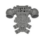Warhammer 40k Bitz: Space Marines - Assault Squad -...