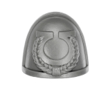 Warhammer 40k Bitz: Space Marines - Ultramarines Upgrade Pack - Shoulder Pad D