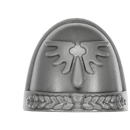 Warhammer 40k Bitz: Blood Angels - Upgrade Pack - Shoulder Pad B