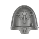 Warhammer 40k Bitz: Blood Angels - Blood Angels Upgrades - Shoulder Pad E