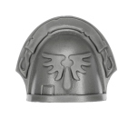 Warhammer 40k Bitz: Blood Angels - Upgrade Pack - Shoulder Pad F