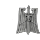Warhammer 40k Bitz: Dark Angels - Dark Angels Upgrades - Accessoiry B - Shoulder Shield