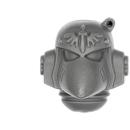 Warhammer 40k Bitz: Dark Angels - Dark Angels Upgrades - Head B - MK VI