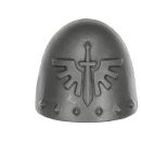 Warhammer 40k Bitz: Dark Angels - Upgrade Pack - Shoulder Pad A